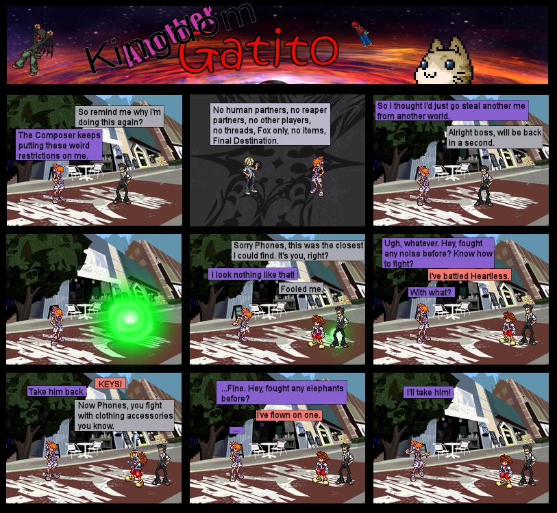 Filler-Kingdom Gatito 3D