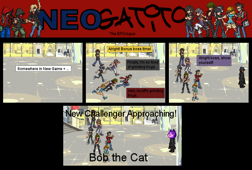 NeoGatito EPIClogue